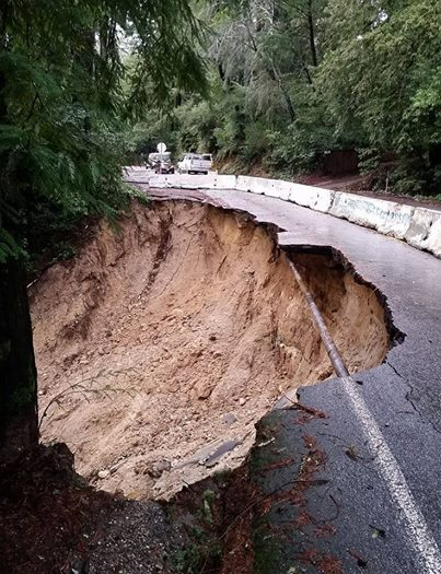 Update to Storm Damage on Local Roads